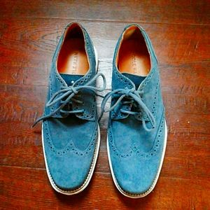 Cole Haan | Size 8 Lunargrand wing tips